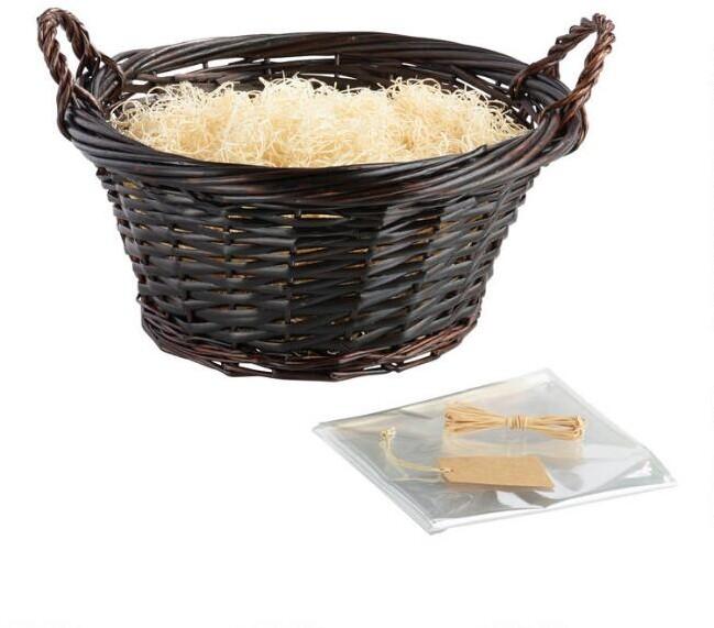 Large Brown Basket Kit