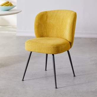 west elm Greer Upholstered Dining Chair