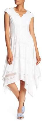 Rabbit Rabbit Rabbit Cut-Out Shoulder Dress