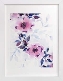 Sorcery Floral Art Print