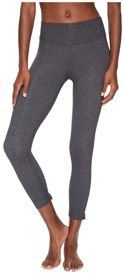 Kate Spade New York x Beyond Yoga - Leaf Bow Capri Leggings Women's Workout