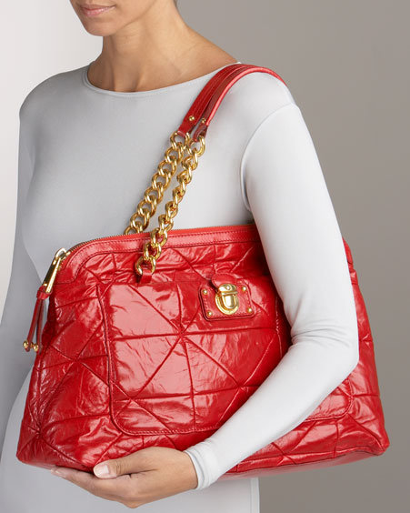 Marc Jacobs Patchwork Gennifer Bag