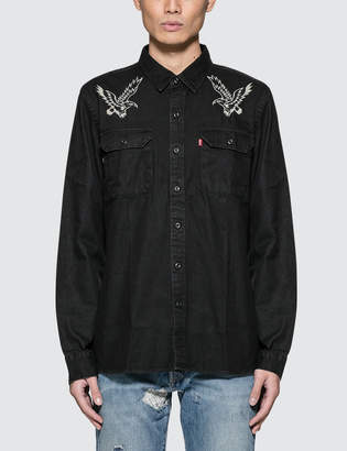 Levi's Jackson Worker Chambray Shirt