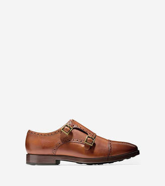 Cole Haan Jefferson Grand Double Monk Strap Oxford