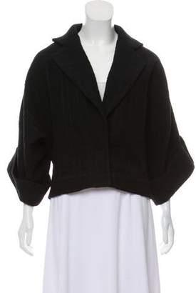 Alice + Olivia Wool Dolman Coat