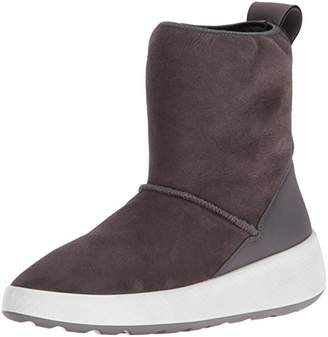 Ecco Women's Women's Ukiuk Short Snow Boot