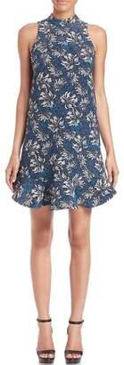 Rebecca Taylor Mystic Mockneck Dress