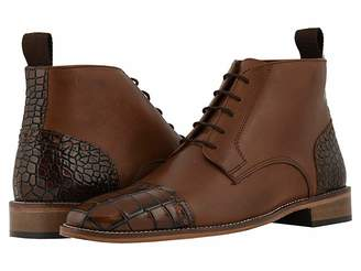 Stacy Adams Franco Cap Toe Lace-Up Chukka Boot
