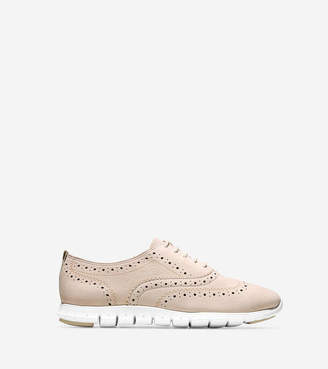 Cole Haan Women's ZERØGRAND Wingtip Oxford