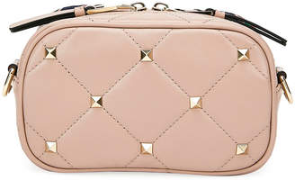 Valentino Boomstud Small Butterfly Crossbody Bag