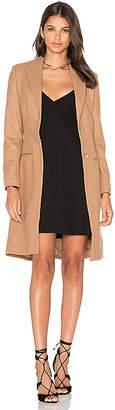 LIONESS Donatella Short Winter Coat