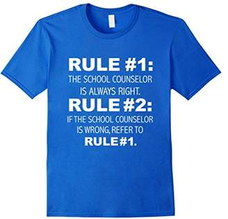 School Counselor is Always Right