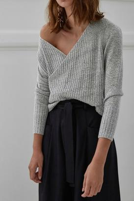 C/MEO COLLECTIVE Make A Move Sweater $153 thestylecure.com