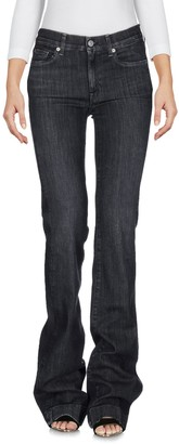 7 For All Mankind Denim pants - Item 42592794RA