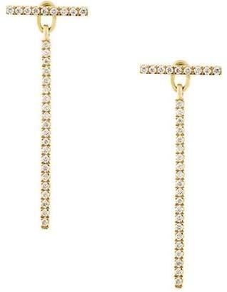 Ileana Makri Bar earrings Y-D-S