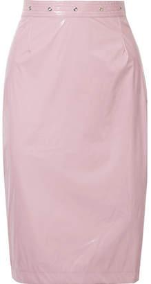 93d595181 Fleur Du Mal Pvc Skirt - Lilac