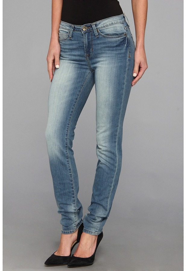 Calvin Klein Jeans 5 Pocket Ultimate Skinny Jean in Medium Wash (Medium Wash) - Apparel