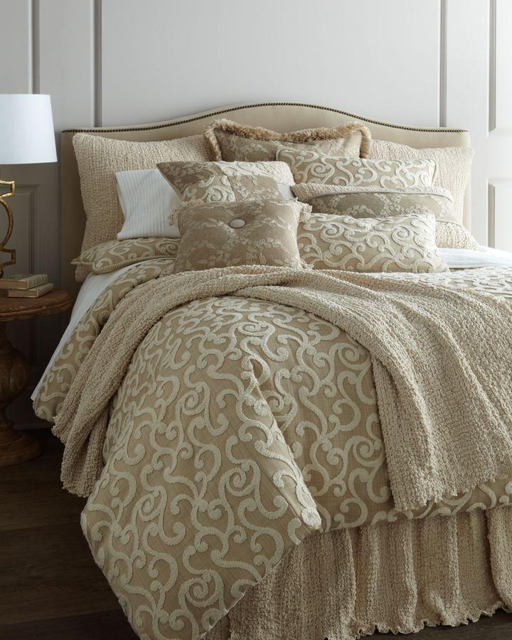 "Dian Austin Couture Home Coastal"" Bed Linens"