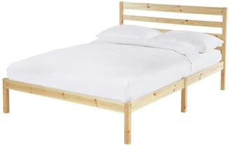 6ccb74612b3f Argos Home Kaycie Small Double Bed Frame