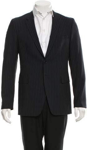 Paul SmithPaul Smith Pinstripe Wool Blazer w/ Tags
