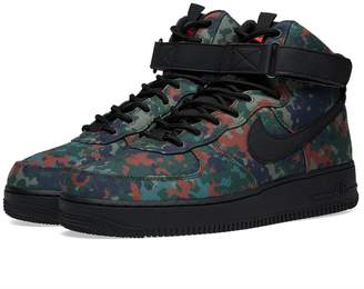 Nike Force 1 High '07 LV8 'Camo Pack' Germany