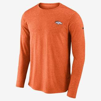 Nike Dri-FIT Coach (NFL Broncos) Men's Long Sleeve Football Top
