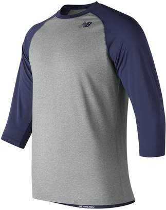 New Balance Men's Baseball Tee