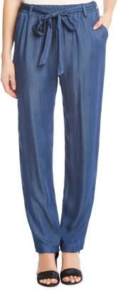 Karen Kane Tie Waist Pants
