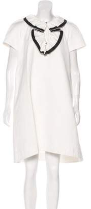 Fendi Knee-Length Shift Dress