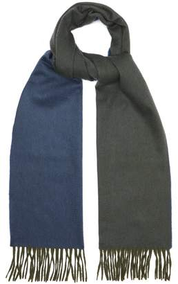 Co BEGG & Arran Shard cashmere scarf