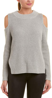 French Connection Mozart Ladder Knit Sweater