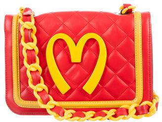 MoschinoMoschino McDonald's Arches Crossbody