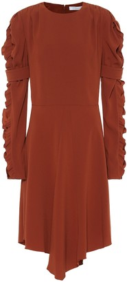 Chloé Crepe midi-dress