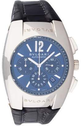 Bvlgari Ergon Chronograph Watch