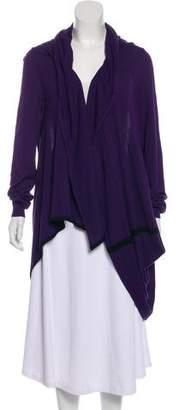 Maison Margiela Longline Knit Cardigan