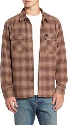 Brixton 'Archie' Plaid Flannel Shirt