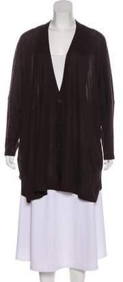 eskandar Cashmere Oversize Cardigan