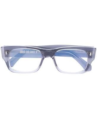 Cutler & Gross chunky eyeglasses