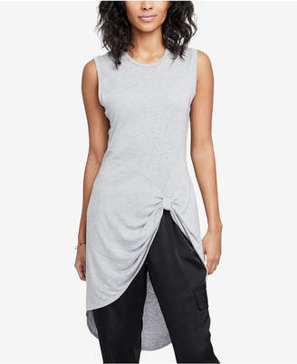 Rachel Roy Twisted High-Low Tunic, Created for Macy's