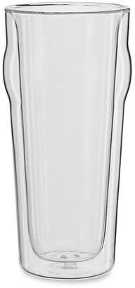 Zwilling J.A. Henckels Promo 2-Piece Double-Wall Beer Pint Glass Set