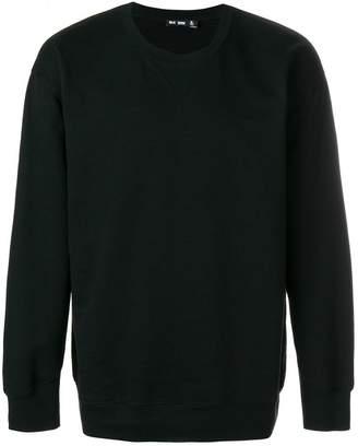 BLK DNM crew-neck sweatshirt
