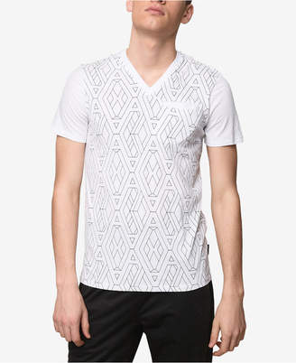 Armani Exchange Men's Slim-Fit V-Neck T-Shirt