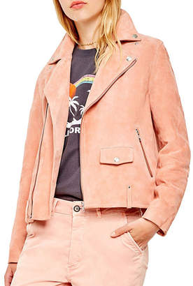Pacey Suede Jacket