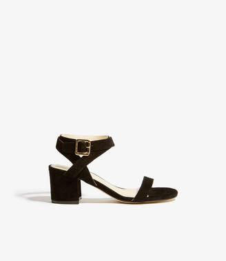 Karen Millen Suede Strappy Sandals