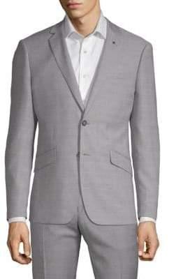 Extra Slim Fit Glenplaid Sportcoat