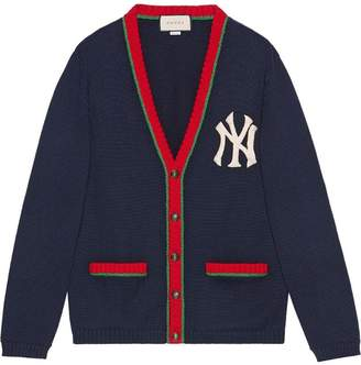 Gucci Cardigan with NY YankeesTM patch
