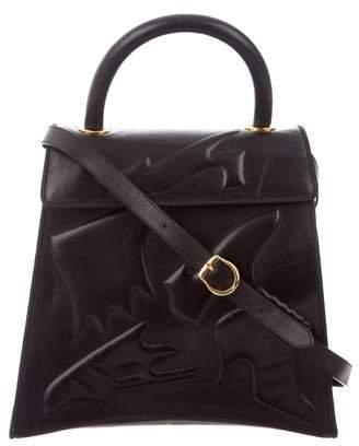 Salvatore Ferragamo Medium Shoe Motif Bag