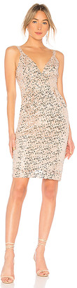 Jill Stuart Sequin Midi Dress