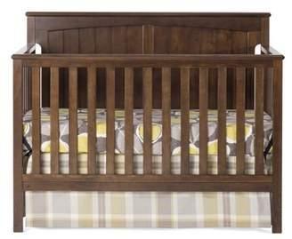 Child Craft Sheldon 4-in-1 Convertible Crib - Slate