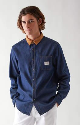 rhythm Workwear Long Sleeve Denim Shirt